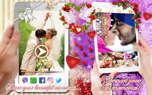 Wedding Video Maker with Music ud83dudc9d 1.4 screenshots 11