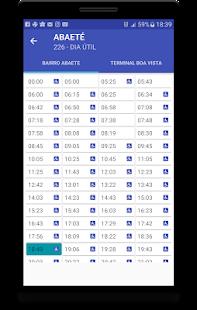Horário Bus Curitiba - náhled