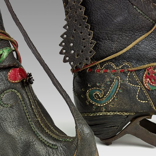 Life and Sole: Footwear from the Islamic World — Google Arts & Culture