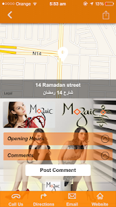 Mozaic Shoes & Handbag IRAQ screenshot 4