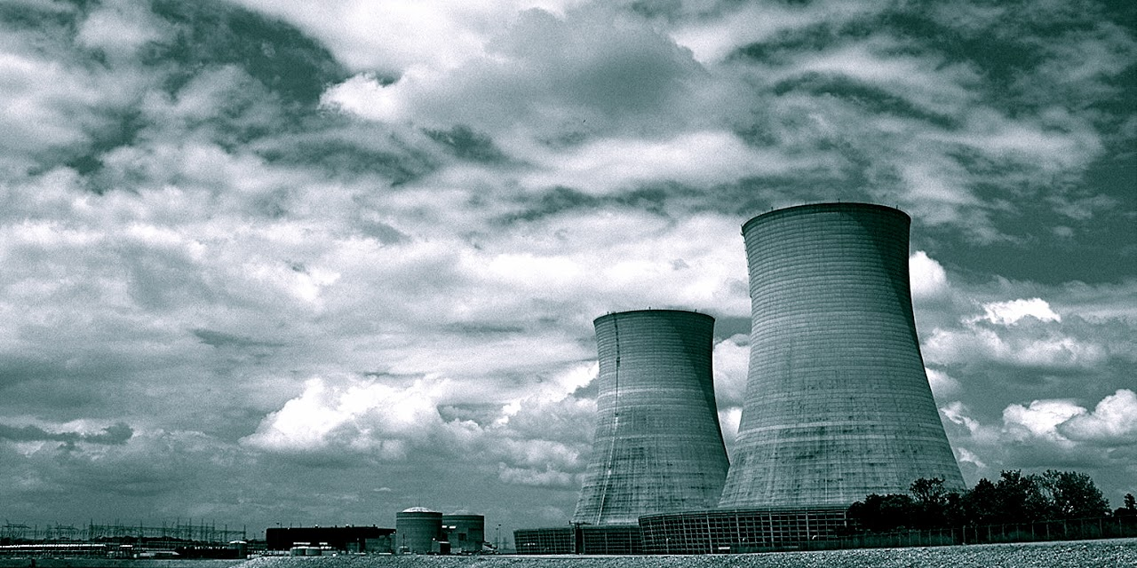 Mappa del nucleare in Italia