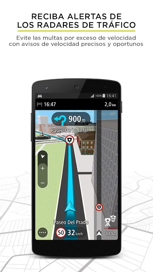 tomtom go mobile gps traffic aplicaciones android en google play. Black Bedroom Furniture Sets. Home Design Ideas