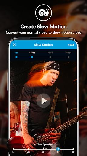 Slow mo video Editor: Slow-motion Video maker 2020 1.0.7 screenshots 4