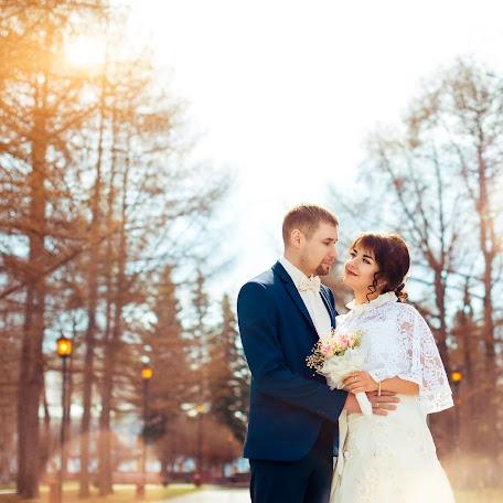 Wedding photographer Kseniya Ogneva (ognevafoto). Photo of 01.07.2017