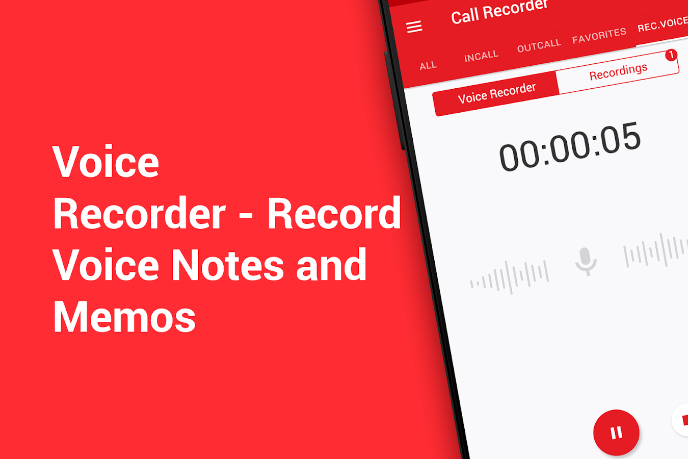 Automatic Call Recorder - ACR- screenshot