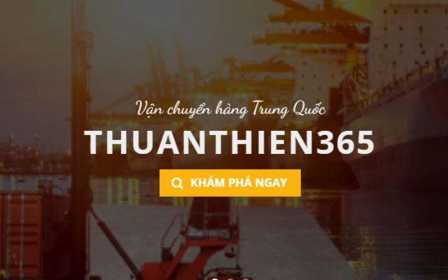 Công cụ đặt hàng thuanthien365.com
