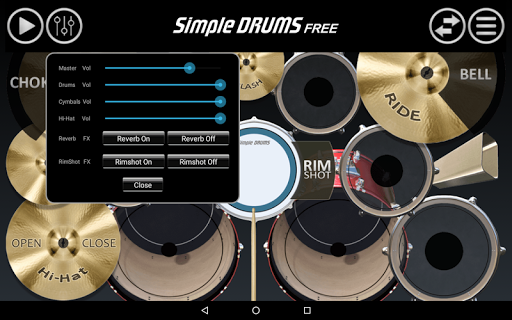 Simple Drums Free 2.3.1 screenshots 15