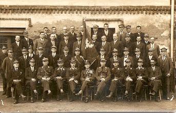 Photo: Członkowie straży.