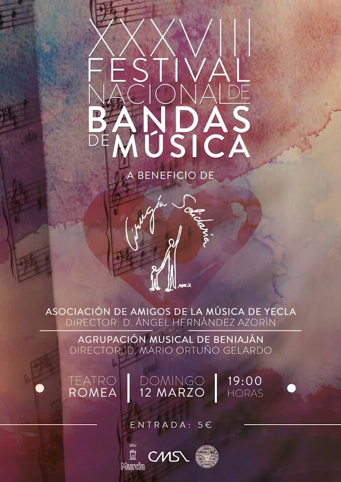 XXXVIII Festival de Bandas de Música de Beniaján