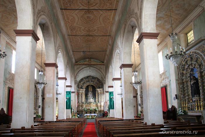 Igreja Matriz de Nossa Senhora da Estrela, Ribeira Grande