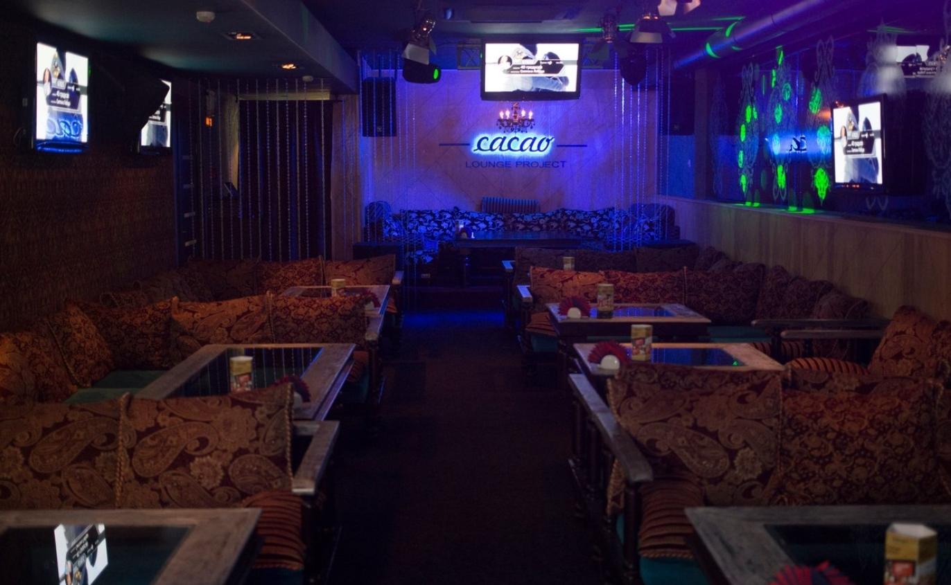 Сасао Lounge на Гоголя в Новосибирске