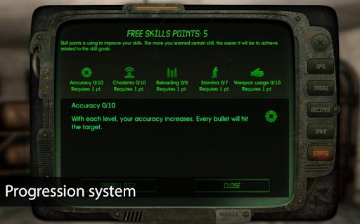 The Sun Origin: Post-apocalyptic action shooter 1.9.0 screenshots 7