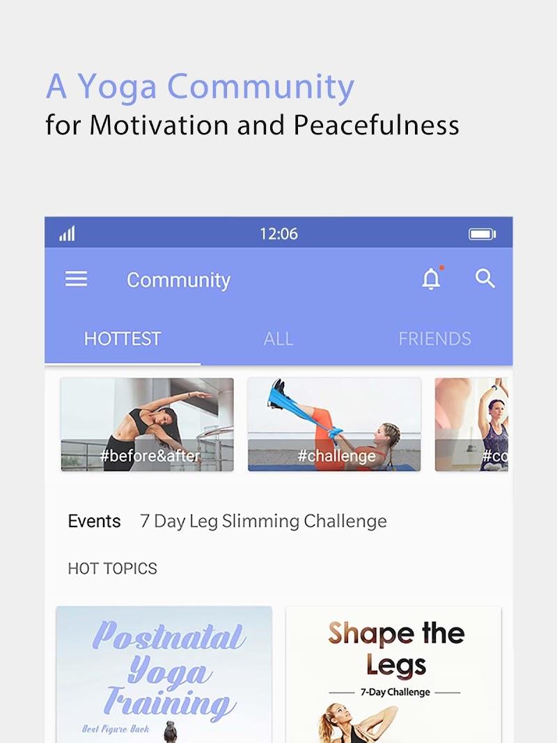 Daily Yoga - Yoga Fitness Plans Screenshot 17