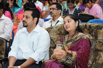 Photo: VNIPS Joint Secretary and family