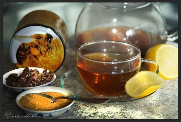Cinnamon Anise Tea