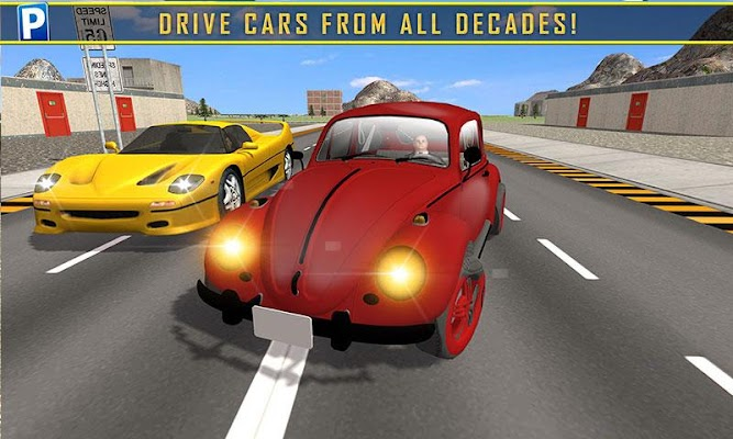 Car Driving Evolution 3D - screenshot