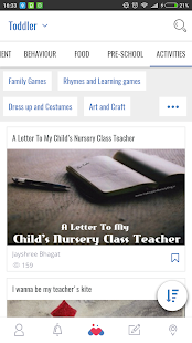 mycity4kids Parenting app- screenshot thumbnail