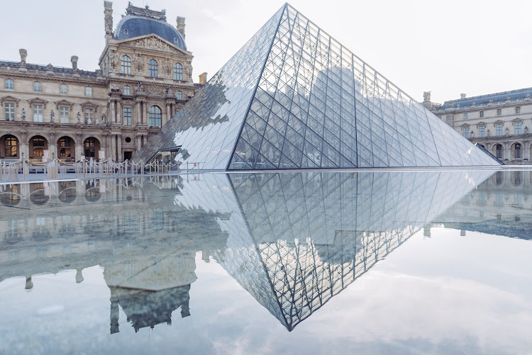 The Louvre Museum in Paris has taken its impressive 482,000 art piece collection online.