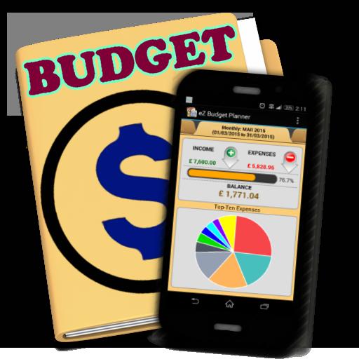 eZ Budget Planner(試行) 財經 App LOGO-硬是要APP