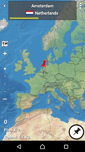 MapMaster FREE  screenshot 2