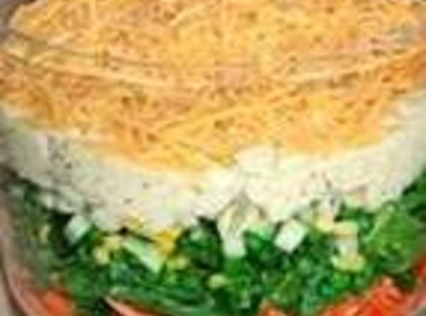 Hit The Road Salad- Caroline's Favorite Recipe