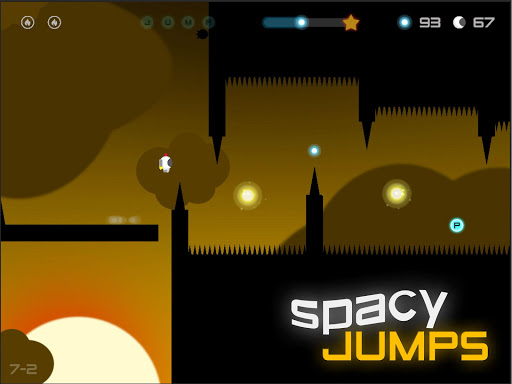 Spacy Jumps
