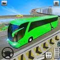 City Coach Modern Bus Simulator :Free Bus Games icon