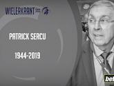 Patrick Sercu overlijdt op 74-jarige leeftijd