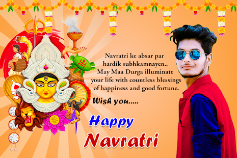 Download Navratri Photo Editor Frames For PC Windows and Mac apk screenshot 6