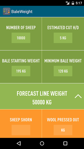 Bale Weight Calculator by AWEX