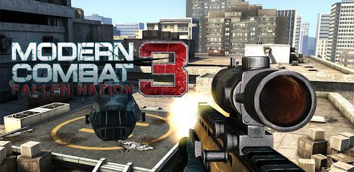 Modern Combat 3: Fallen Nation - Apps on Google Play