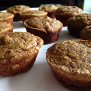 Honey Pumpkin Pie Muffins.