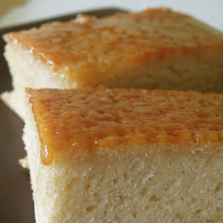 Orange Scented Honey Cake.