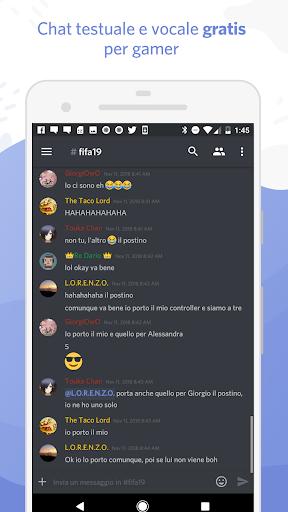 Discord - La chat dei gamers screenshot