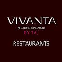 Graze, Vivanta By Taj, MG Road, Bangalore logo