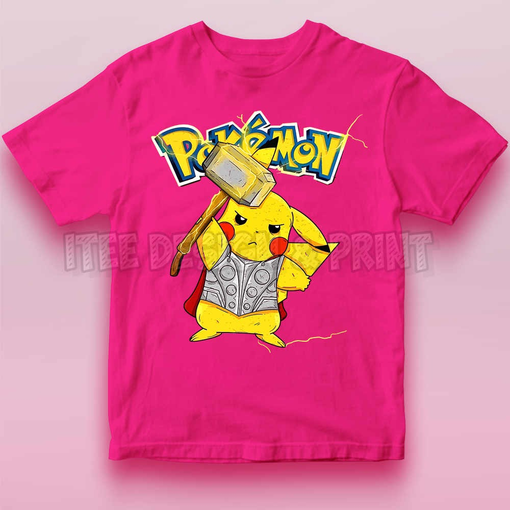 Pokemon Pikachu Thor 11
