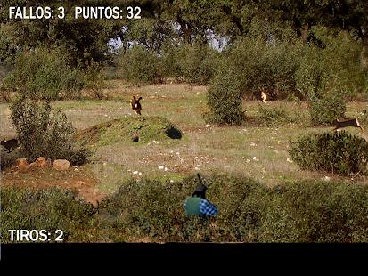 Cazando conejos - náhled