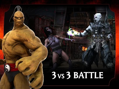 MORTAL KOMBAT X MOD 1.18.0 (Unlimited Soul/Coins) Apk + Data 8