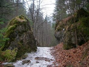 Photo: na górskim szlaku