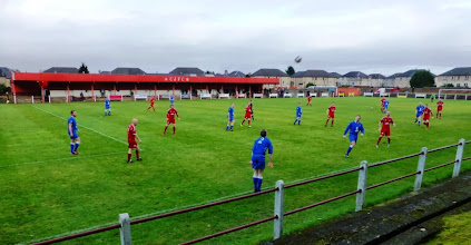Photo: 16/11/13 v Lesmahagow Juniors (Scottish Junior Cup Second Round) 4-2 - contributed by Mike Latham
