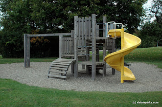 Photo: The playground at Grand Isle State Park by Patrick Henry