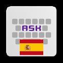 Spanish for AnySoftKeyboard icon
