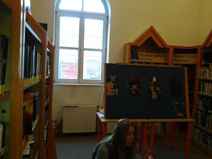 ismeretterjesztő foglalkozás a könyvtárban