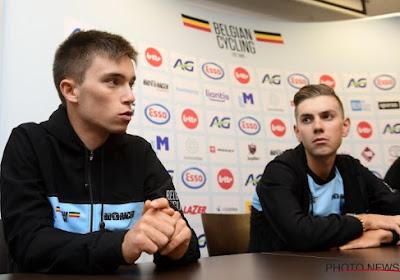 """Ook bij de U23 heeft België een kanshebber op goud in Innsbruck: """"Verlies zou mijn seizoen niet kenmerken"""""""