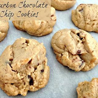 Bourbon Chocolate Chip Cookies.