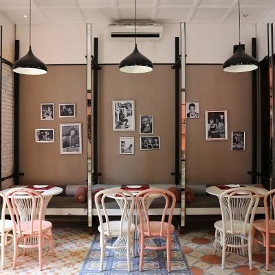 Aprilia's restaurant Celebrate
