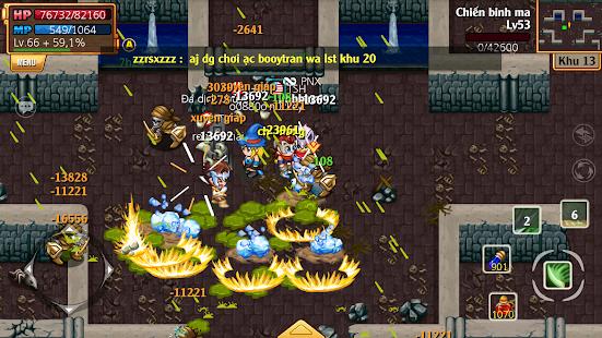 Ksatria Online - náhled