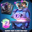 Guide clash royal coffre cheat icon
