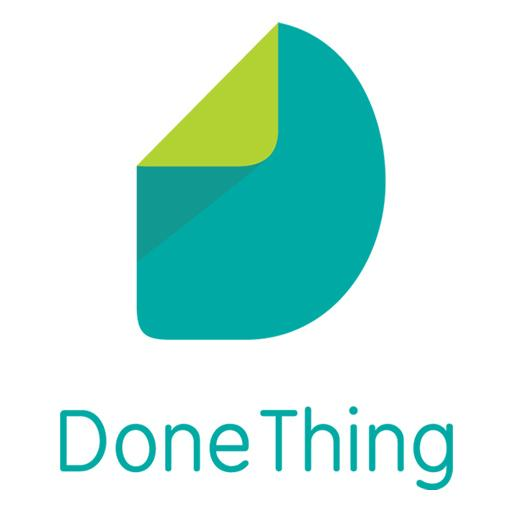DoneThing - We Do It All 購物 LOGO-玩APPs