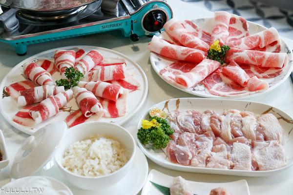 火鍋「鳳樲二 DEAR SHE 鍋物語」法式環境風格火鍋店,透亮環境,美味食尚好推薦。|家庭聚會|海安路|